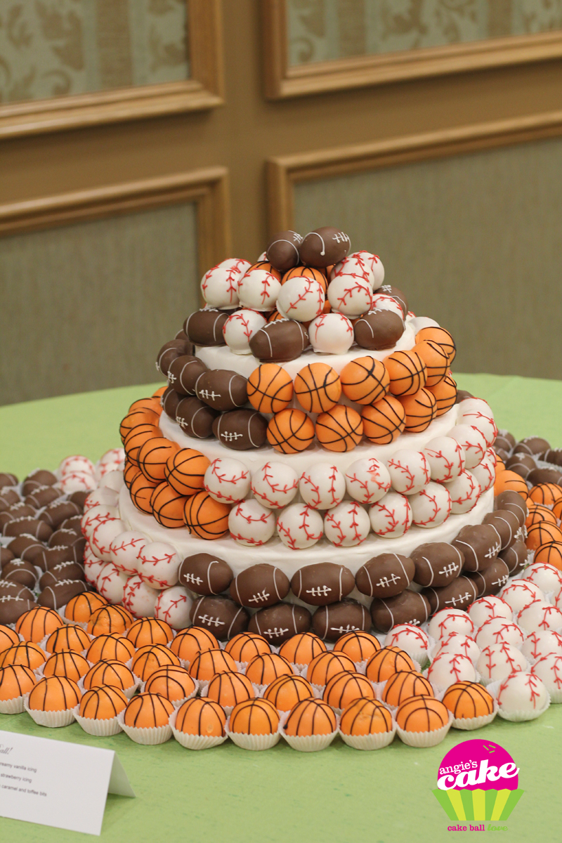 Cake Balls | Serving cake balls and cake pops in Houston, League City ...